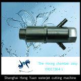 Câmara de mistura da cabeça de estaca do jato de água da alta qualidade