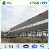 Constructeurs préfabriqués d'acier de construction pour l'entrepôt d'atelier