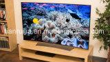 65inch enthalten intelligenter 4k Auflösung OLED Fernsehapparat 2 Gläser