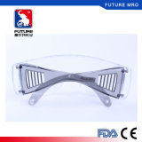 De AntiLens van PC van de Bril van de Veiligheid van de Mist antiScrath UV Beschermde met FDA Fxa008 van Ce En166