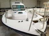 barco de pesca da cabine de 8.5m Walkaround