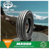 precio bajo TBR todo de la buena calidad 12.00r24 neumático de acero de la correa