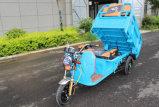 Triciclo elétrico novo das vendas 2016 da fábrica para a carga e o passageiro (YK-ET-001)