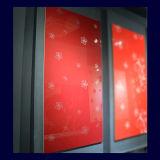 Nueva tarjeta caliente del diseño de la flor para la cabina de cocina (ZH053)