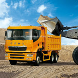 Van de Diesel van Camc Vrachtwagen de Op zwaar werk berekende Stortplaats van de Kipper 6*4