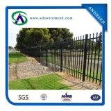 Загородка /Steel загородки ковки чугуна трубчатая/загородка сада для сбывания