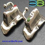 De orthodontische MondBuis van de Trompet Monoblock van het Product Enige niet Convertibele