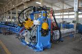 Lochender, Markierung-und Ausschnitt-Maschine Hochgeschwindigkeits-CNC-Winkel