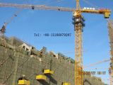 Hongda 12 Tonnen-Eingabe-Turmkran Qtz300 (7031)