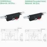 Tutto lo Zinc Double Direction Lock Caso per Window e Door con ISO9001 (SH006)