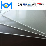 3,2 mm Arco Solar Fotovoltaica templado cristal de vidrio templado