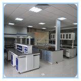백색 에폭시 Worktops 생물학 컴퓨터 실험실 테이블