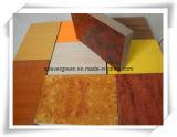 MDF coloreado fábrica de la melamina con precio barato