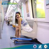 Le scooter pliable le plus léger avec le traitement 25km/H pliant la planche à roulettes électrique