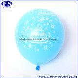印刷12インチ3.2g広告のための標準カラー乳液の気球