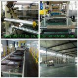 셔츠 고리 대 사용법 높이 투명한 명확한 엄밀한 PVC 필름