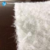 熱絶縁体および健全な絶縁体のためのガラス繊維の針のマット