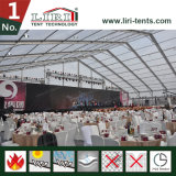 10-60m Restaurant Catering Party Wedding Maruqee Tent avec Wholesale Decoration