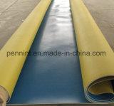 Membrana de impermeabilización del PVC de la mejor calidad con el tejido del geotextil/de fondo