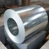 Bobina de acero galvanizada sumergida caliente/soldado enrollado en el ejército (0.13--1.3m m)