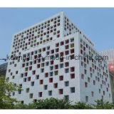 يصفح ليزر معماريّة يقطع بناية خارجيّ ألومنيوم [كرتين ولّ]