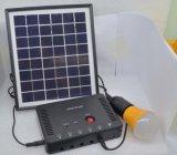 sistema solar de los kits de la iluminación de la lámpara LED de 4PCS LED 2 años de garantía