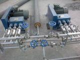 Válvula del GASERO del argón del nitrógeno del oxígeno de la baja temperatura