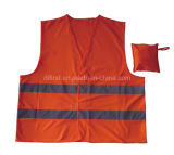 Hohes Visibility Vest für Traffic (DFV1009)