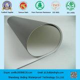 couverture de toit de bâche de protection de vinyle de 1.2mm PVC-Blanche/gris