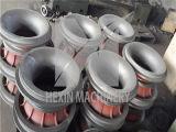 Fer malléable industriel moulant des pièces de bâti de fonte grise avec le sable soufflé