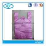 Plastikshirt-Einkaufstasche mit Drucken