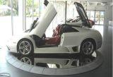 Plataforma de giro da capacidade elevada para o auto indicador do carro