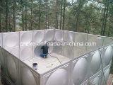 El tanque de agua de Moldular del acero inoxidable de la fuente de la fábrica para el agua potable