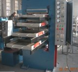 Vulcanisateur en caoutchouc de l'étage Xlb-Dq550*550*4/tuile en caoutchouc faisant la centrale