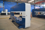 Maquinaria da imprensa de perfuração da torreta do CNC usada para o processo do metal de folha