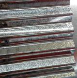 Dx51d Z275 regelmäßiger/grosser Flitter galvanisiertes Stahlblech im Ring
