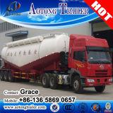 三車軸50tonsは60tons 40トンの80tons 90tonバルクセメントの粉のタンカーのセミトレーラー、30cbm 40cbm 50cbm 60cbm 70cbmのセメントのBulkerタンクキャリアのトラックのトレーラーを乾燥する