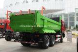 No. 1 autocarro con cassone ribaltabile pesante elegante di Balong 375HP 6X4 30 tonnellata più poco costosa/più bassa/camion/scaricatore