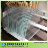3mm/4m m Low Iron Tempered Safety Glass Cover para Lamp Shade con Special Shape