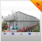 Tratamiento de la DAF de China para eliminar las aguas residuales del refino de petróleo