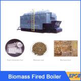 Caldeira de vapor industrial despedida desperdício da biomassa