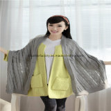 여자의 겨울 스톨 격자 무늬 스카프 Tippet는 상표 숙녀 스카프 여자 고전적인 Neckerchief 숄 및 스카프를 200*62cm 감싼다