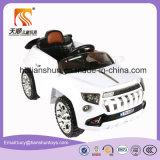Automobile dei capretti della batteria lampeggiante e delle rotelle di musiche 4