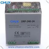 DIN 가로장 SMPS 엇바꾸기 전력 공급 240W 24V (DRP240W-24V)