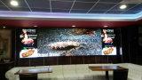 展覧会Galaxias P3のFlexibe LEDのパネルTV
