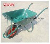 産業構築の鋼鉄皿の一輪車