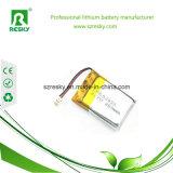 polímero de 7.4V Li/bateria de Lipo 3.7V 2500mAh para o telefone esperto