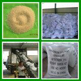 Fertilizante del sulfato del amonio del grado de Capro