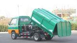 El mini carro de basura desmontable más barato/lo más bajo posible movible del envase (colector de basura)