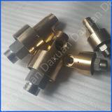 Медный штуцер шарнирного соединения, соединение медного дюйма давления 1/2 подачи дуа штуцера трубы соединения высокого роторное